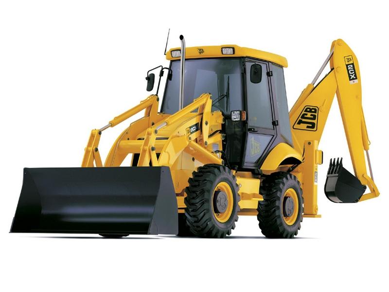 Buldoexcavator JCB 2 CX nou