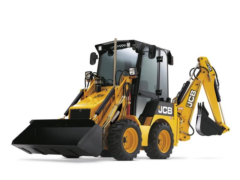 Buldoexcavator JCB 1 CX oferta