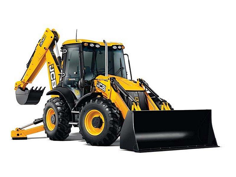 Buldoexcavator JCB 4 CX nou