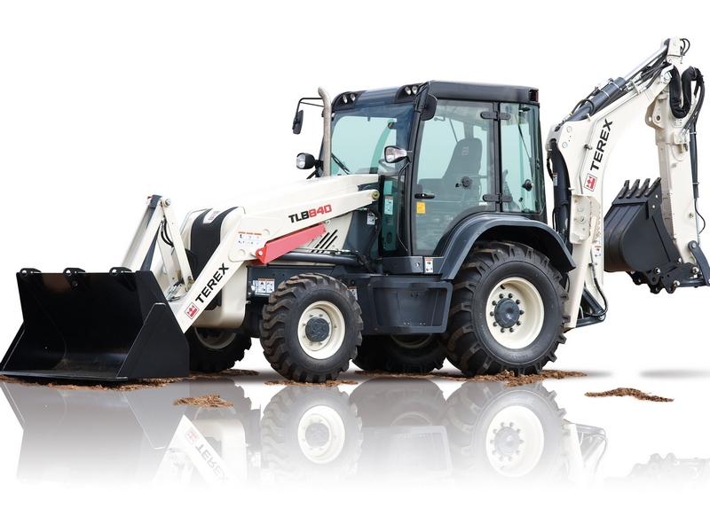 Buldoexcavator TEREX TLB 840 dealer